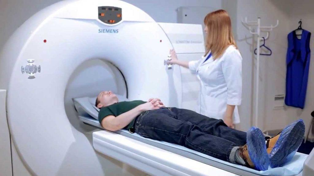 Где лучше сделать МРТ гортани в СПб