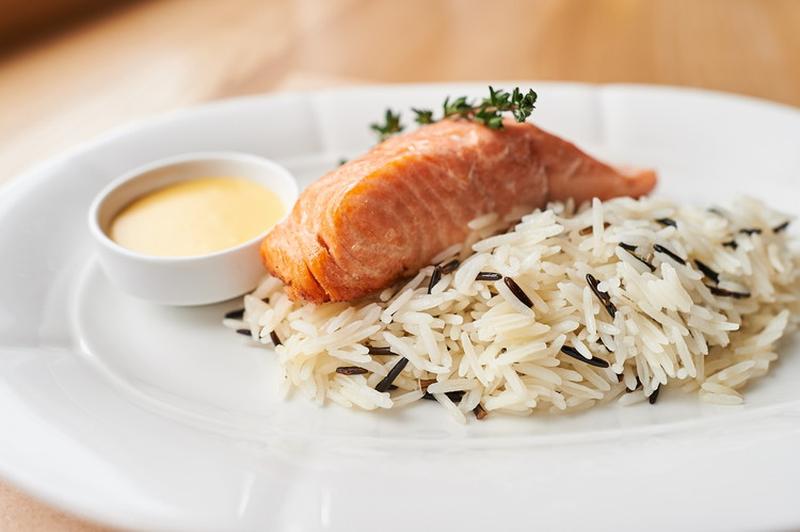 Рыба рис картинка